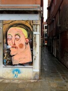 TAYLOR; Venice Graffiti, face mounted photograph, limited edition of 10, #1 SOLD