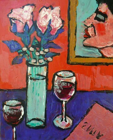 DUCOTE; Wine and Roses  SOLD